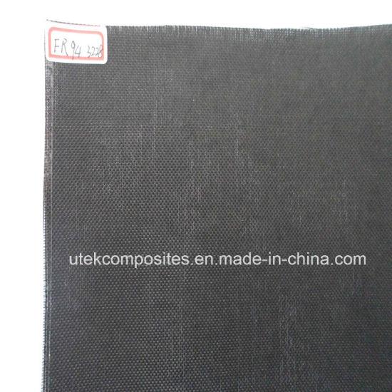 Fire Resistant PVC Coated 125GSM Fiberglass Cloth for Auto