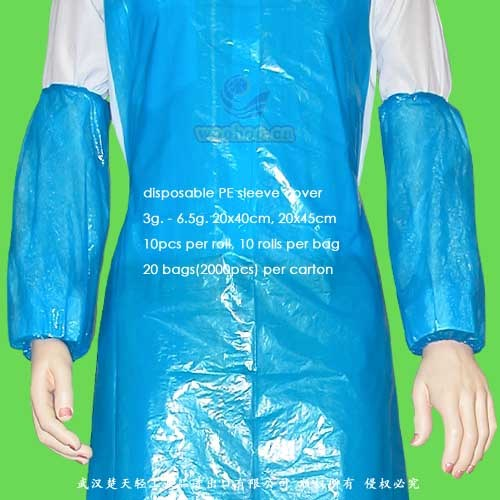 Disposable HDPE Oversleeves