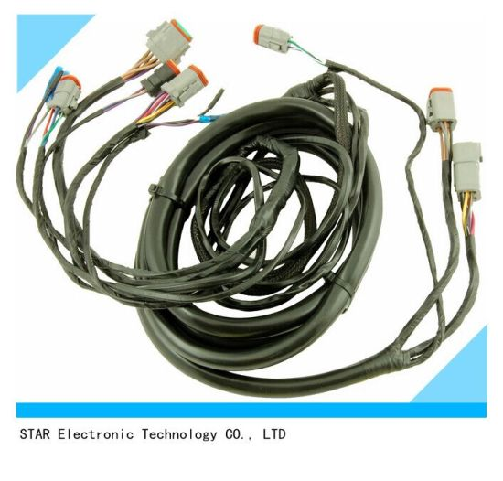 china factory customozed electrical industry industrial wire harness  assemblies pictures & photos