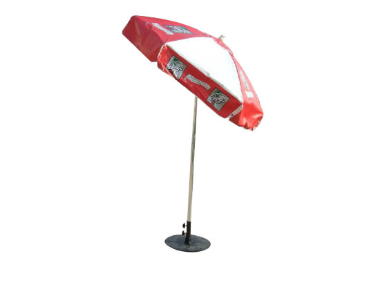 200cm Metal Frame Beach Umbrella with Tilt (BR-SU-24)