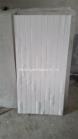 Fireproof Gypsum Reinforced Wall Panel pictures & photos