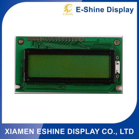 FSTN 122X32 LCD Module with Green Background