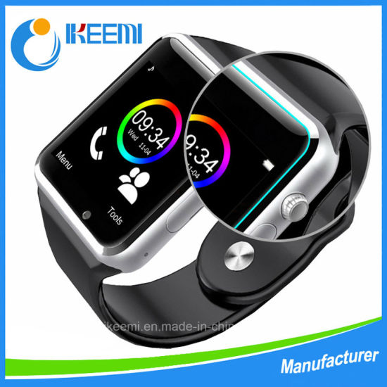 Factory Price U8 A1 Single SIM Phone Bluetooth Smartwatch pictures & photos