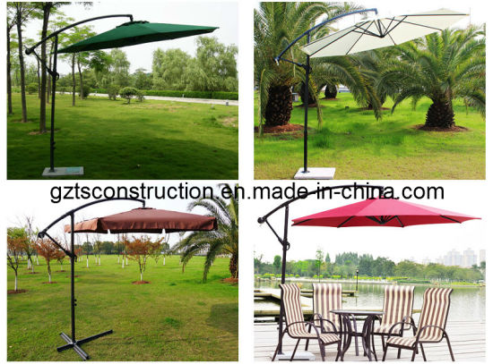 Fashionable Decorative Design Outdoor Garden Sunshade Umbrella