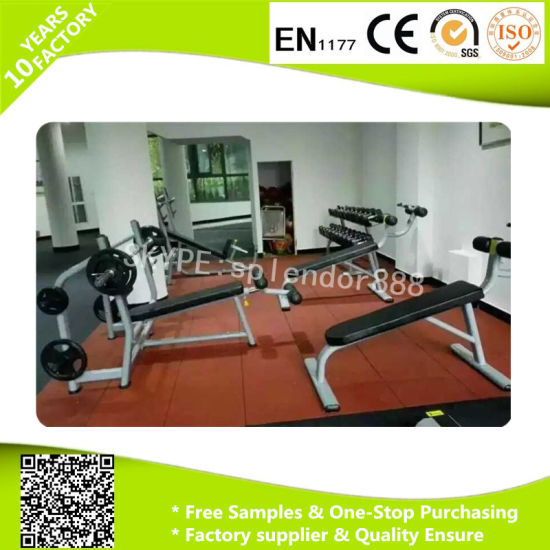 China 2016 Wholesale High Density Anti Slip Rubber Yoga Mat