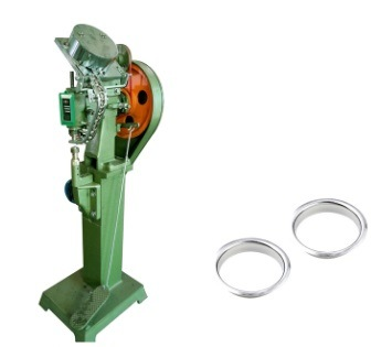 Lever Arch File Finger Ring Machine