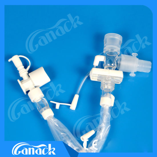 China Disposable Medical Closed Suction Catheter - China Disposable