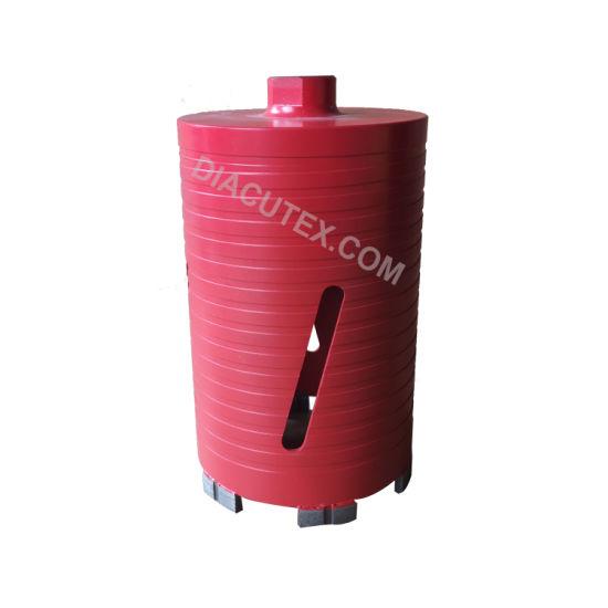 PRO Quality 150mm Length Dry Diamond Core Drill Bit for Concrete