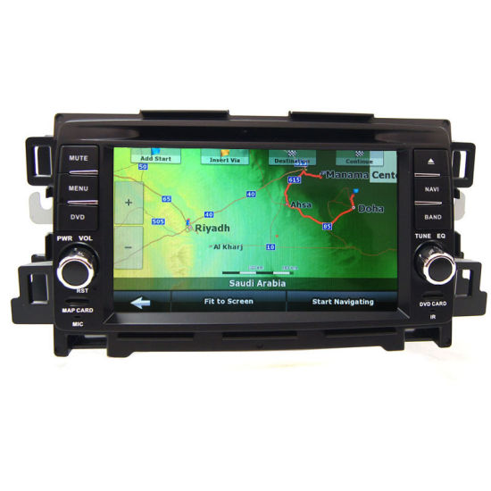 mazda 6 navigation sd card