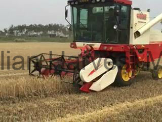 2500mm Cutter Head Rice Combine Harvester Machine pictures & photos