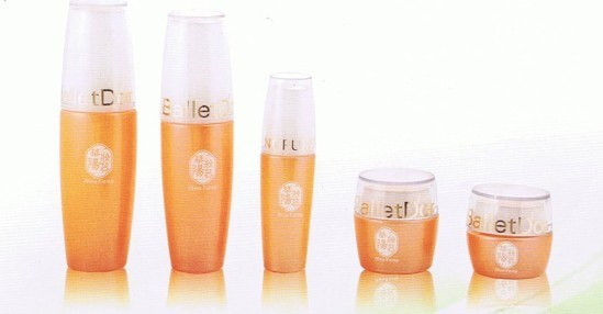 Glass Cosmetic Serum Bottle (BN-GS-4)