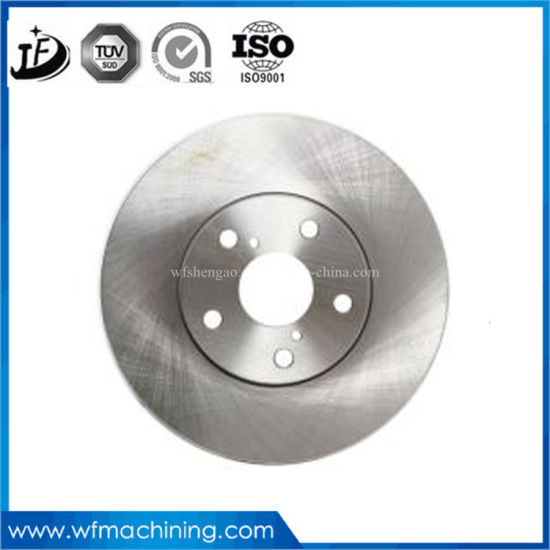 OEM Forged Steel/Stainless Steel/Aluminum Brake Discs with CNC Machining pictures & photos
