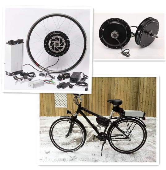 1000W Electric Power Bike Motor Coversion Kit pictures & photos