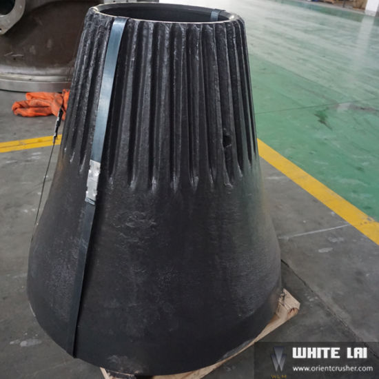 Cylinder Cone Crusher Parts Wear with Certificate pictures & photos