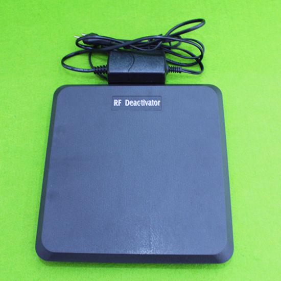 Black Sensitive 8.2MHz EAS Anti-Theft RF Sticker Deactivator