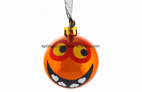 6cm Funny Plastic Balls Decoration for Halloween pictures & photos