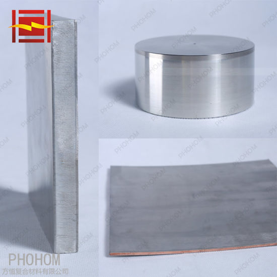 Aluminum Stainless Steel Explosive Welding Anode Block pictures & photos