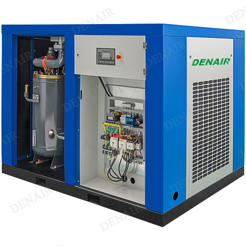 Energy Saving Rotary Screw Air Compressor pictures & photos