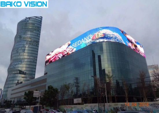 P6.67 P8 P10 Nationstar Energy Saving LED Billboard LED Video Wall Screen for Advertising
