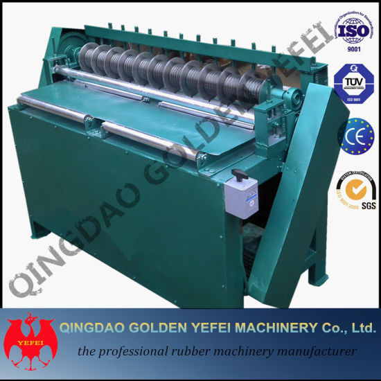 Best Rubber Cutting Machine Rubber Cutter pictures & photos