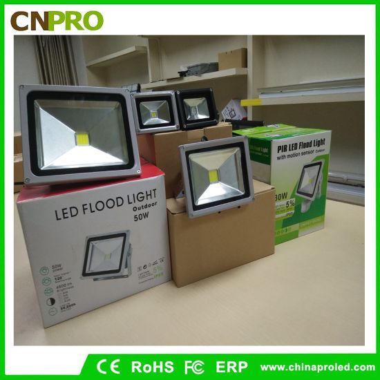 Die Casting Aluminum 50W LED Flood Light Daylight pictures & photos