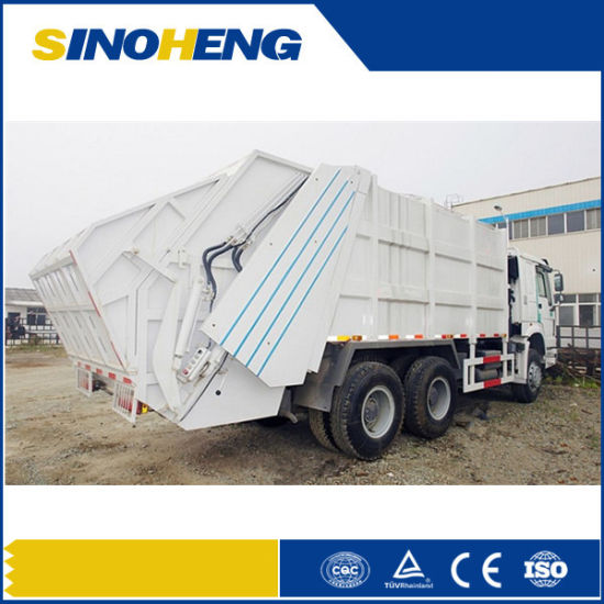 China Best Selling 8-20cbm Garbage Compactor Truck