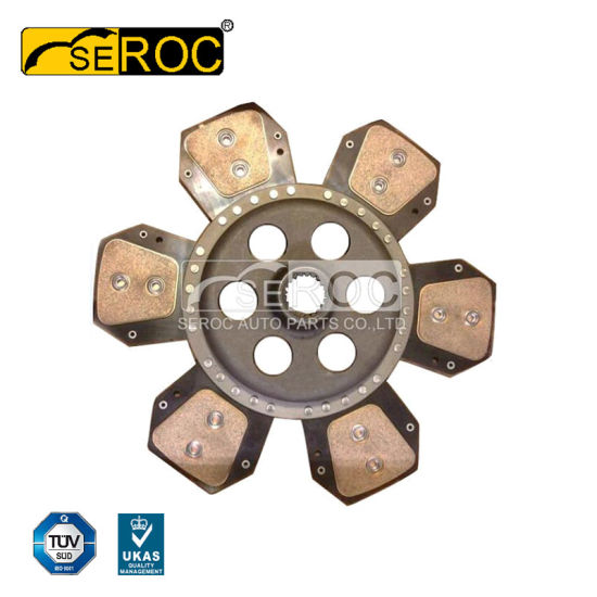 109136t91 Farm Tractor Agriculture Machinery Parts Massey Ferguson Clutch Disc Clutch Plate