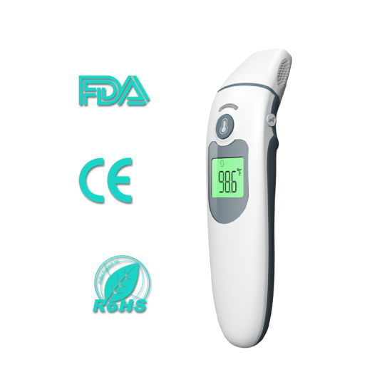 Non-Contact Infrared Forehead Thermometer Non-Contact Fever Thermometer Digital Thermometer Medical for Sale