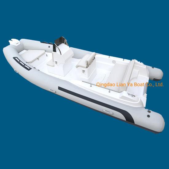 Liya Rib 580 Inflatable Boat Luxury Motor Yacht