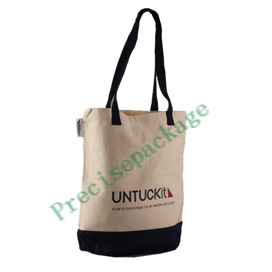 Eco Reusable Manufacturers Logo Printing Promotional Shopping Grocery Cotton Canvas Tote Bag