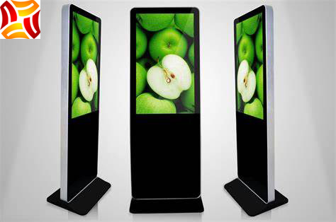 32 Inch LCD Display LCD Touchscreen Displays Digital Signage Media Player Vertical LCD Panel Stand Advertising Machine