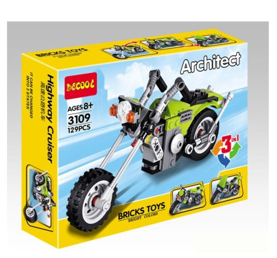 Factory Price Wholesale Injection Moulding Products Plastic ABS Childrens Building Blocks Toys