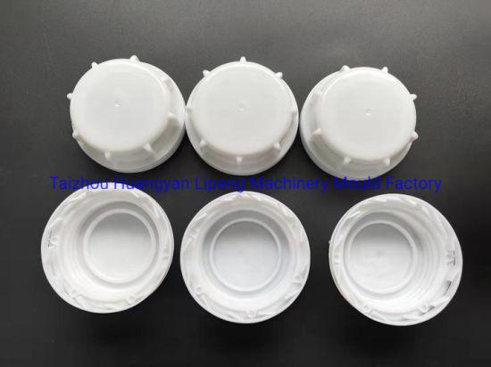 Diameter 50mm and 40mm Plastic Container Drum Screw Cap Mould Manufacturer