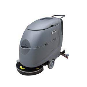 Walk Behind Floor Scrubber Dryer with 60L Tank
