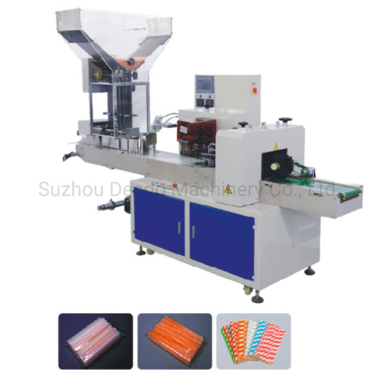 Group Straw Packing Machines