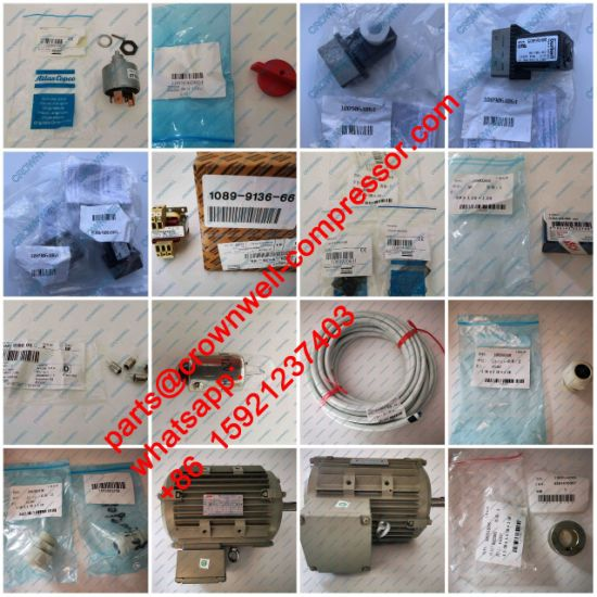 2901091900 Atlas Copco Air Compressor GA5-11C Filter Maintenance Kit Replacement