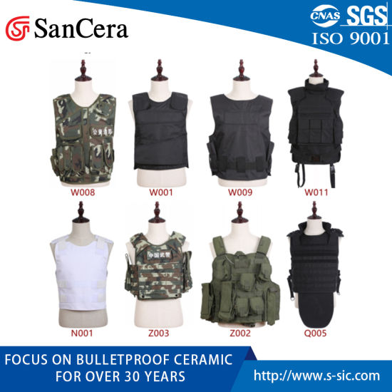 Soft Armor Bullet Proof Vest High Quality VIP Bulletproof