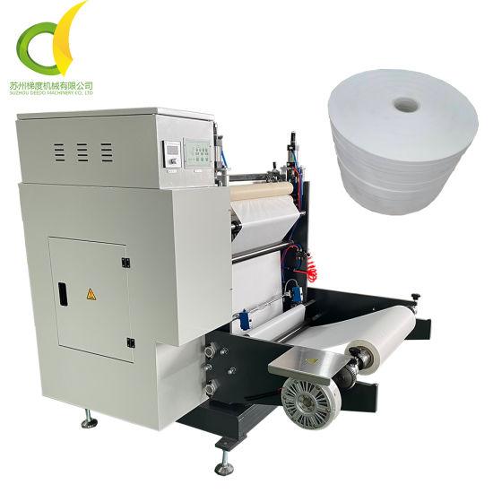 Slitter Rewinder Machine Paper Roll with CE Certificate