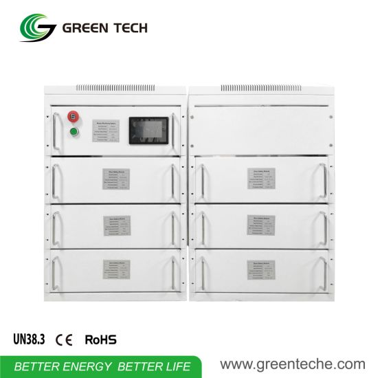 2021 Good Quality Durable Safe Pollution Free 40kw Battery Solar Energy Storage System