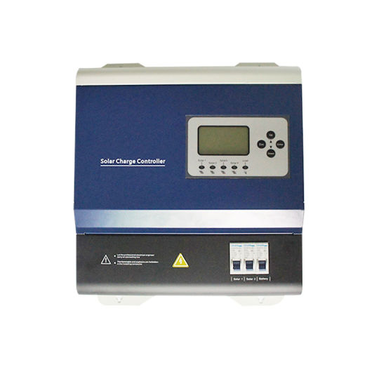 75A 192V 384V LCD Display PWM Solar Charge Controller