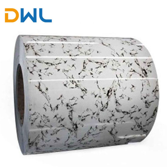 55% Good Quality Color Coated Steel Coil Prepainted Galvalume Steel Coil