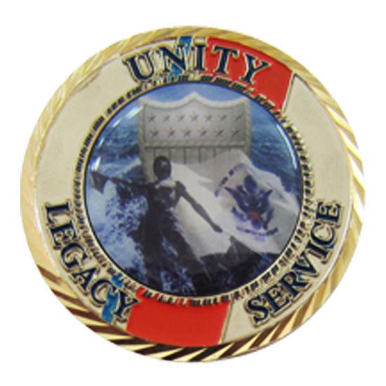 Challenge/Souvenir /Police/Award/Defense Coin Wholesale Metal Soft Enamel Souvenir Coin Fashion Zinc Alloy Challenge Coin (212)