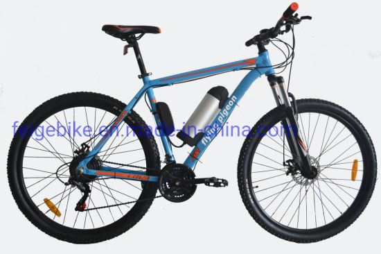 "Competitive 26""*21 Speed Alloy  Electric Mountain Bicycle (EB1906)"