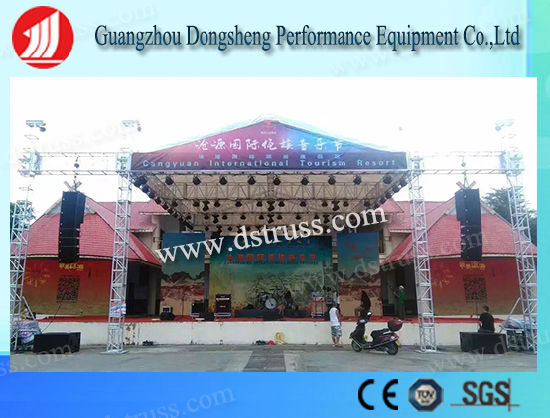 Spigot Aluminum Stage Truss For Hanging LED Light Video