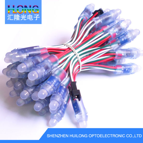 12mm RGB IC Controlled LED Pixel Light High with Quanlity