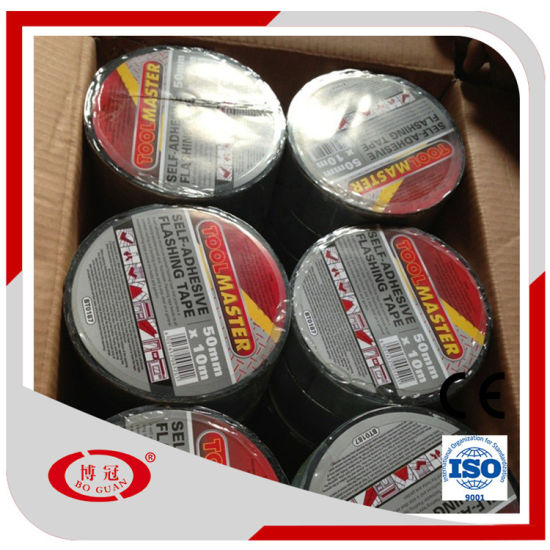 Good Quality Self Adhesive Bitumen Waterproof Membranes for Roofing pictures & photos