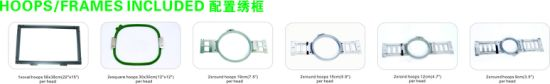 Wonyo Embroidery Parts Frames Hoops for Garments Tshirts pictures & photos