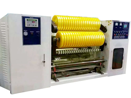 BOPP Tape Duct Tape Masking Tape Slitting Machine pictures & photos