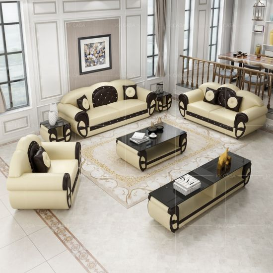 China Luxury Modern U Shaped Couch