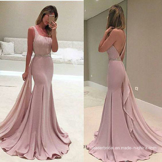 Long Chiffon Evening Formal Party Ball Prom Bridesmaid Dress Size 6-8-10-12-14++